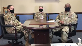 Command Chief Virtual Coffee: Women's History Month