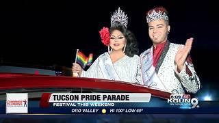 Tucson Pride Parade set for Saturday