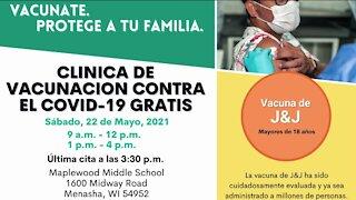 Bilingual Vaccination Clinic