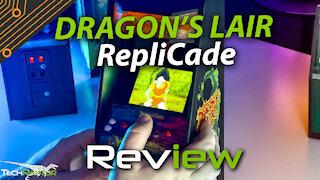 Dragons Lair X RepliCade Review