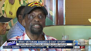 WWII veteran shares D-Day story