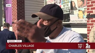 Reaction in Baltimore to the verdict in the Derek Chauvin case