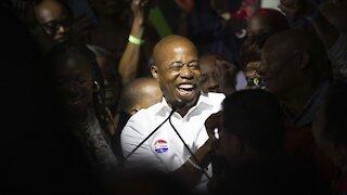 Eric Adams Wins NYC Democratic Mayoral Primary