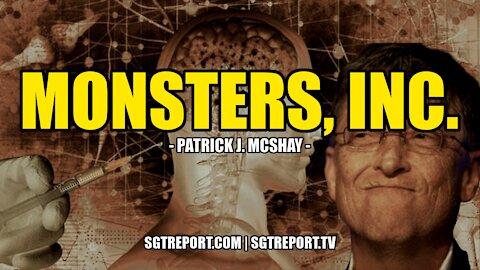 MONSTERS, INC. - PATRICK J. MCSHAY