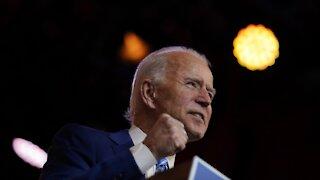 President-Elect Joe Biden Delivers Thanksgiving Address