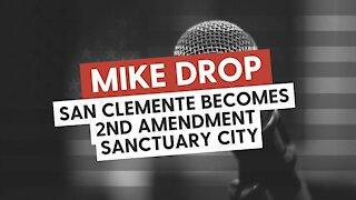 San Clemente becomes 2nd amendment sanctuary city