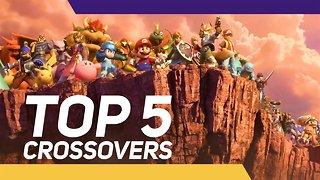 Top 5 de los mejores juegos con crossover