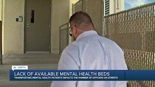 Tulsa police: Lack of mental health beds in Tulsa a public health crisis