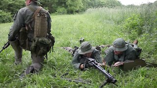 How To Build A Machine Gun Fighting Position