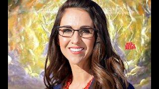Lauren Boebert Invokes Almighty God In Passionate Speech Against Corrupt Politicians