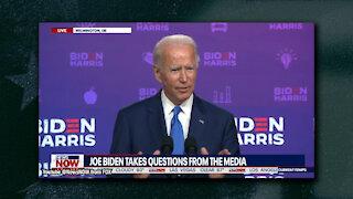 Joe Biden Answered Questions?
