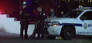 Police: Couple arrested after 5 shot, 1 dead in Henderson