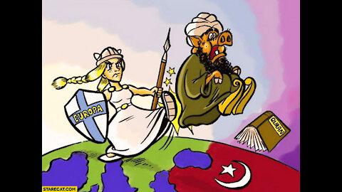 Europe as a Muslim Halfway House