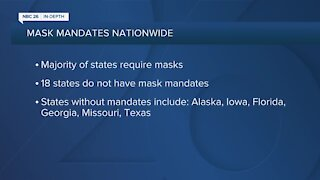 Mask mandate in WI could expire Saturday
