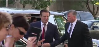 Paul Manafort released from prison