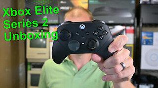 Xbox Elite Series 2 - Unboxing