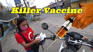 Covid Vaccine Kills Old People - Philippines Motovlog