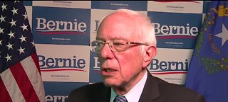 One-on-one with Bernie Sanders