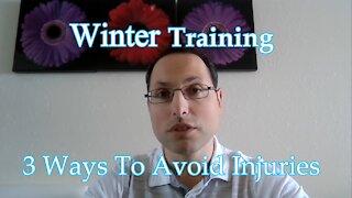 Winter Workout Warm Up Injury Prevention l Paul Zaichik l ElasticSteel l EasyFlexibiity