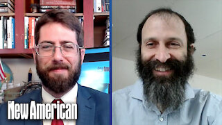 Rabbi Speaks Out on Vaccine Mandates & Tyranny