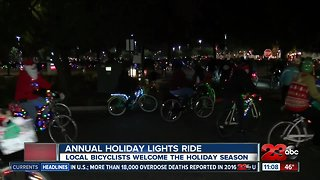 Annual Holiday Lights Ride