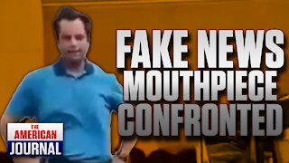 LOL: Fake News Mouthpiece Confronted On His Hypocrisy