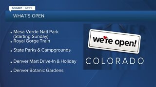 What's Open & What's Closed this weekend