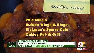 Super Bowl snacks: best chicken wings