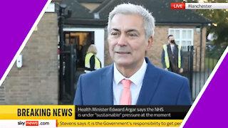 School Headteacher Admits 14 Kids Off Sick Due To JAB Adverse Reactions On Sky News / Hugo Talks