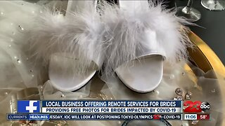 Local business offers imagery services for Brides impacted by COVID-19 outbreak