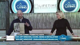 Lifetime Windows & Siding // Get Started On Home Improvement!