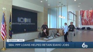 SBA says PPP helped retain several hundred thousand Idaho jobs