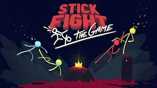 Stick Fight Episode 3. Feat Ikephire