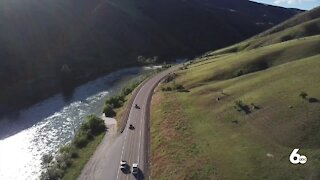 Travel advisory in effect for Highway 55 to McCall this weekend