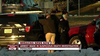 Pewaukee Police: Arrest made in suspicious death investigation