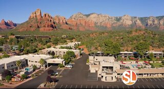 The Arabella Sedona has a resort feel, without the resort fee