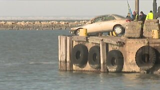 Investigators believe deaths of friends found in Lake Erie were accidental
