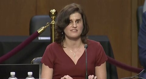 Dems Squirm as First Blind SCOTUS Clerk Shares Incredible Story About ACB's Character
