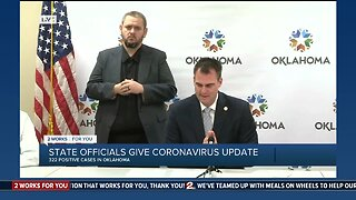 Governor Stitt: Governor's Solution Task Force Update on COVID-19