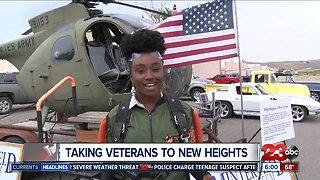 Veterans spend Armed Forces Day jumping from 13,000 feet