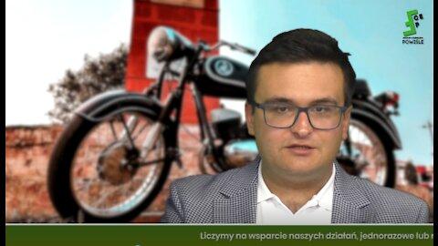 Andrzej Połosak (Lecimy z Tematem): Historia produkcji motocykli w Polsce (część IV) woj. kieleckie
