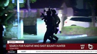 Bounty hunter shot in Chula Vista