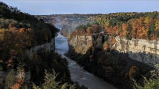 Letchworth State Park closed on Saturday to new visitors due to high visitor density