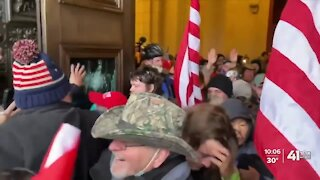 Social media fuels misinformation that stoked Capitol riots