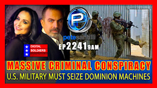 EP 2241-9AM AUDIT REVEALS MASSIVE CRIMINAL CONSPIRACY AGAINST THE UNITED STATES!
