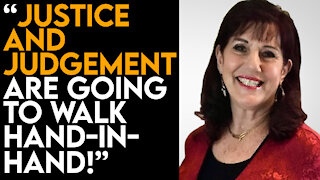 3-2-21 DONNA RIGNEY: JUSTICE, JUDGEMENT AND FREEDOM!