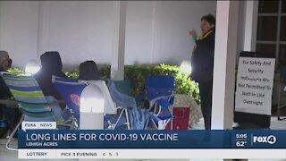 Coronavirus vaccination sites in Southwest Florida