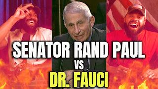 Senator Rand Paul Vs. Dr. Fauci