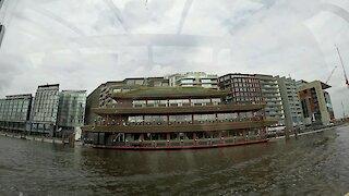 Take An Amsterdam River Cruise ( Time-Lapse)