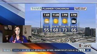 13 First Alert Las Vegas morning forecast | Apr. 4, 2020